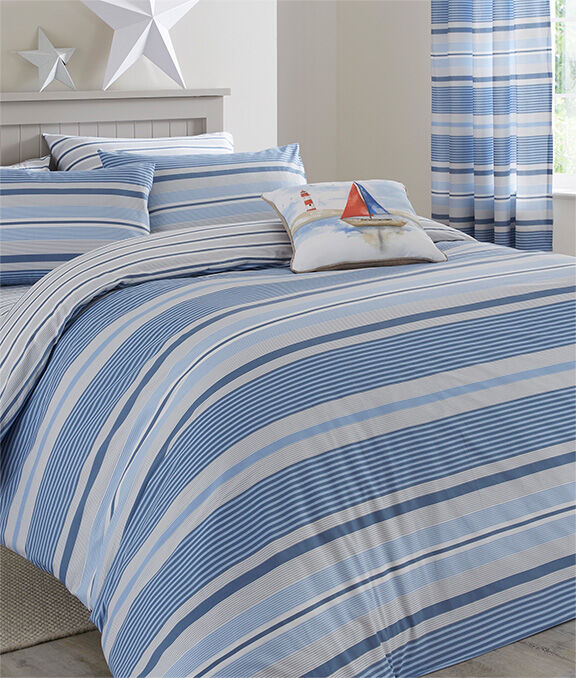 Homewear Inspirations | Porto Duvet Set | By Cotton Traders