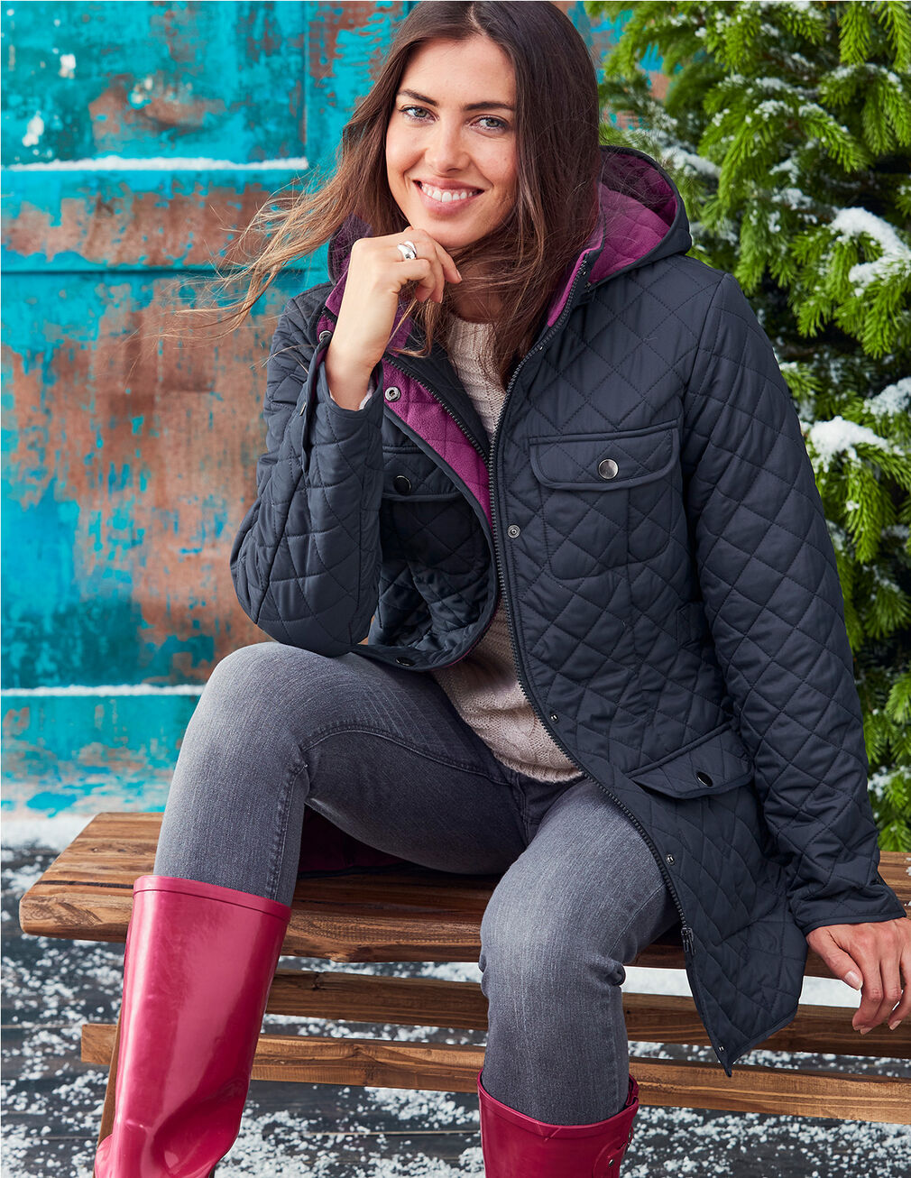 Inspirational Coats | By Cotton Traders