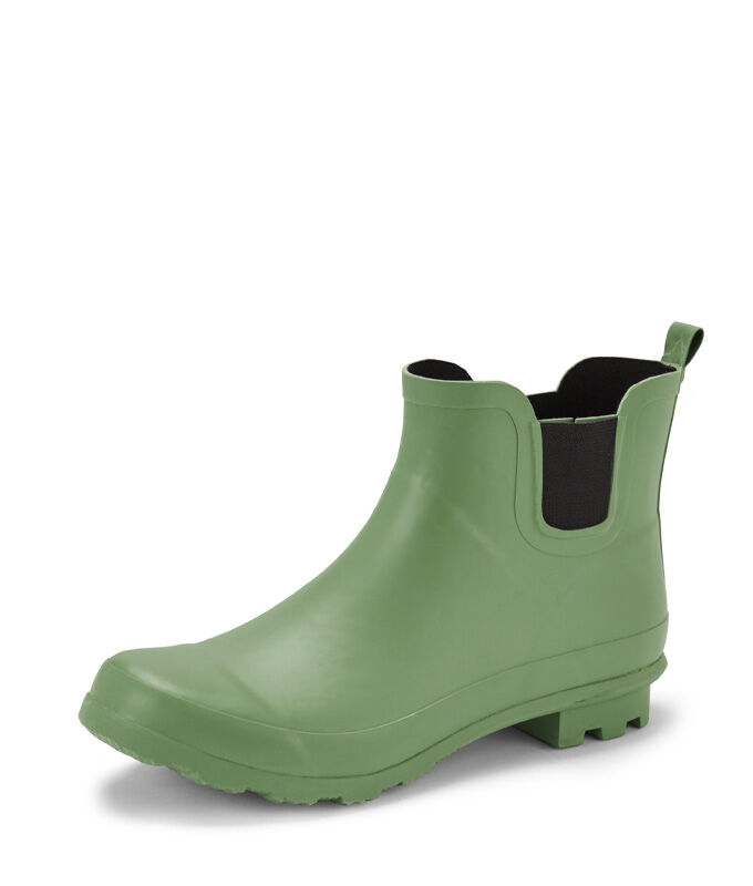 The 'What Rain' Jacket | Ankle Wellington Boots | By Cotton Traders