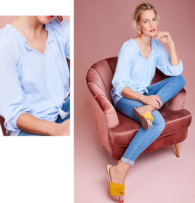 Blue Trends