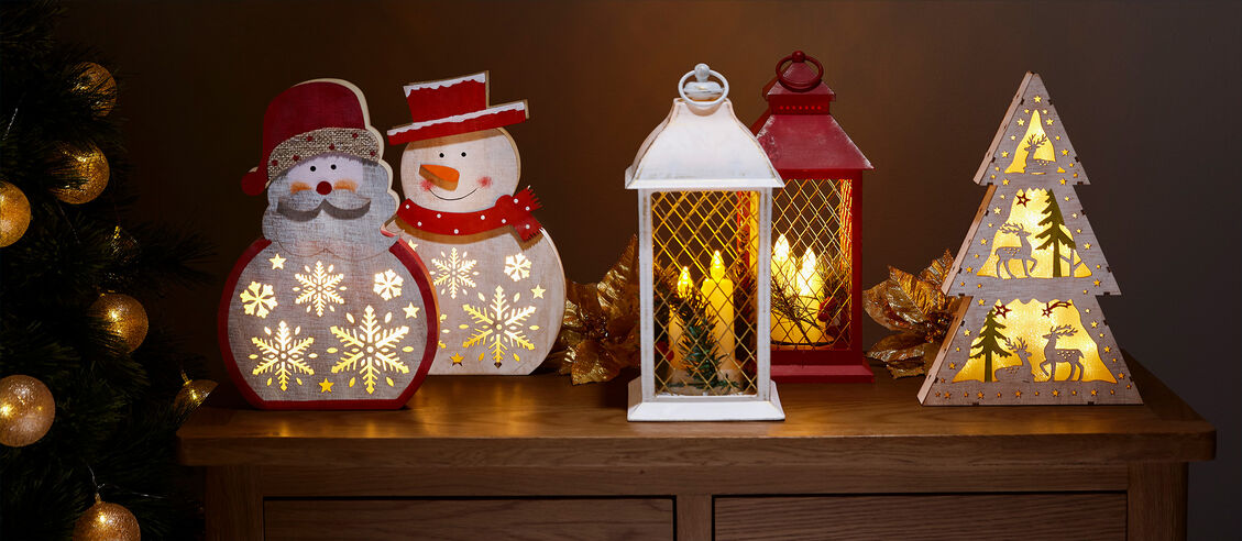 Christmas Shop | By Cotton Traders