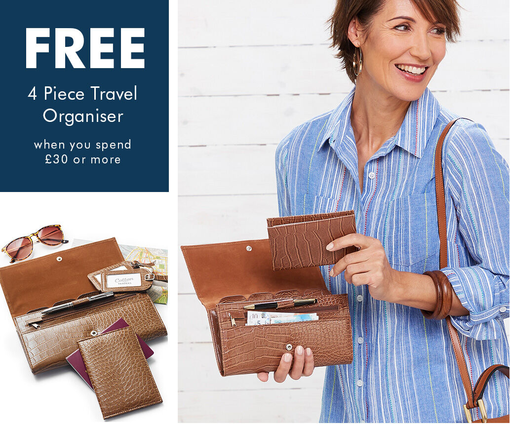 Free Travel Organiser