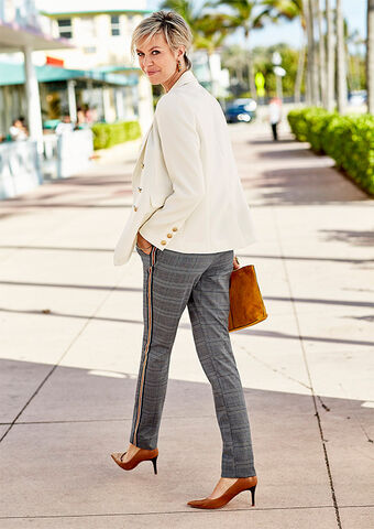 City Chic   Blazer   By Cotton Traders