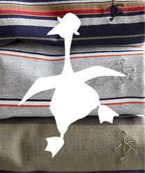 Inspire Me | The Charismatic Goose | By Cotton Traders