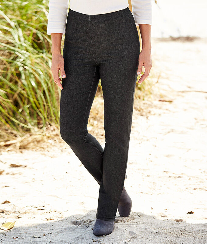 Lighter Jackets | Women's Trousers & Shorts | Bootcut Jeggings | By Cotton Traders