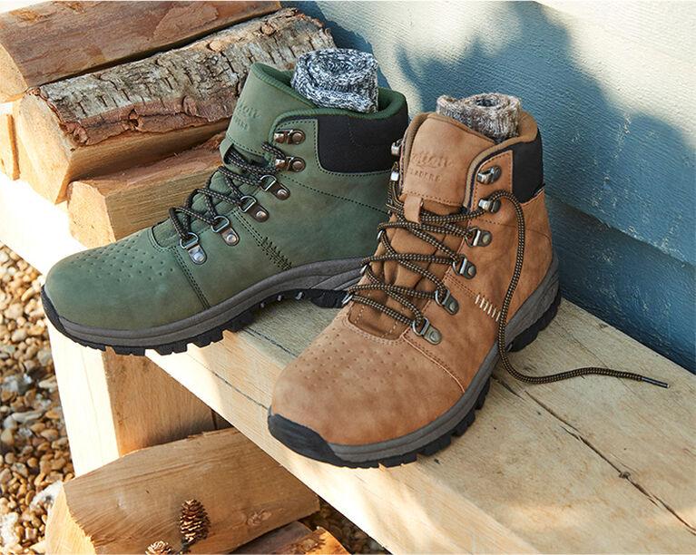 Waterproof Walking Boots