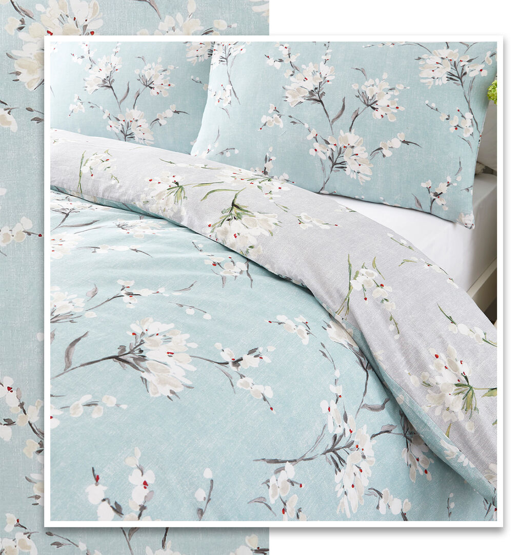 Inspirations New In Home | Jessica Cotton Duvet Set | By Cotton Traders