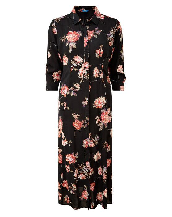 The Frockstar Dress | Frockstar Button-through Dress | By Cotton Traders