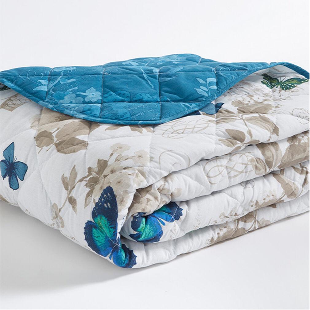 Butterfly Tale Bedspread