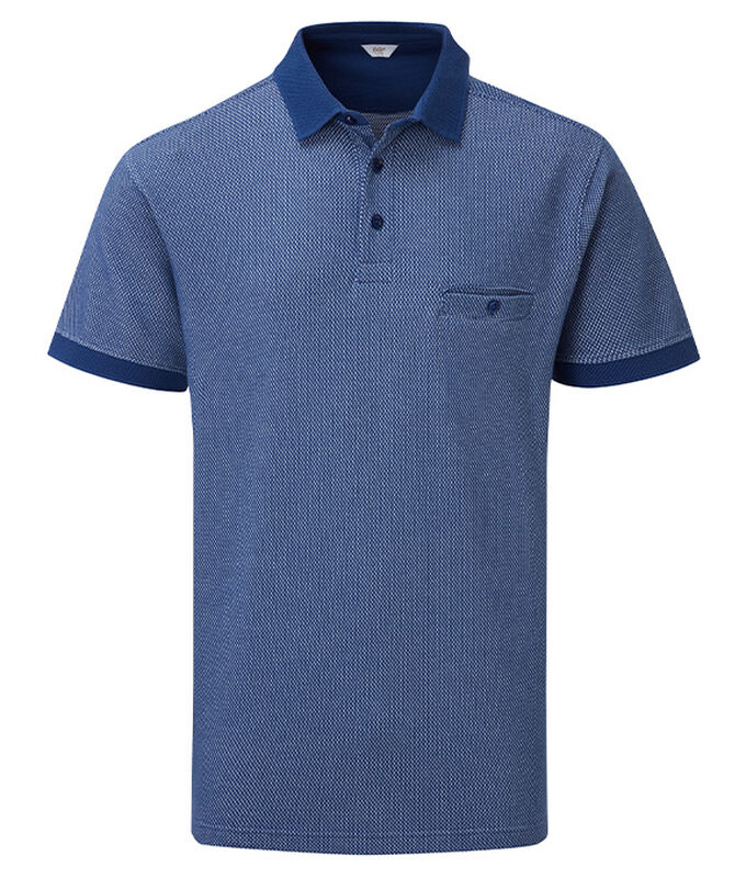 Holidays at Home | Luxury Polo Shirt | By Cotton Traders
