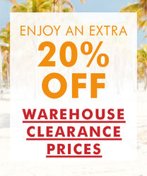 Unisex Warehouse Clearance