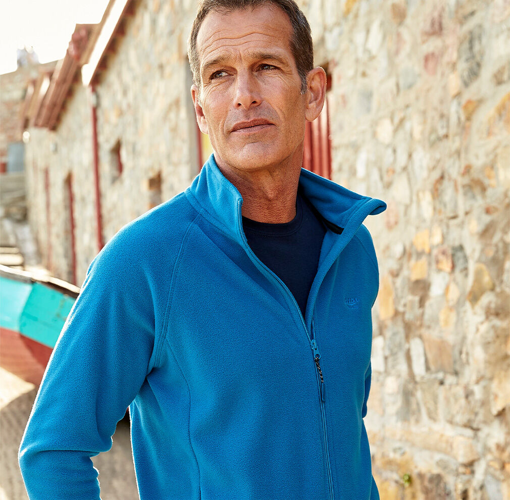 Inspirational Micro Fleece   By Cotton Traders