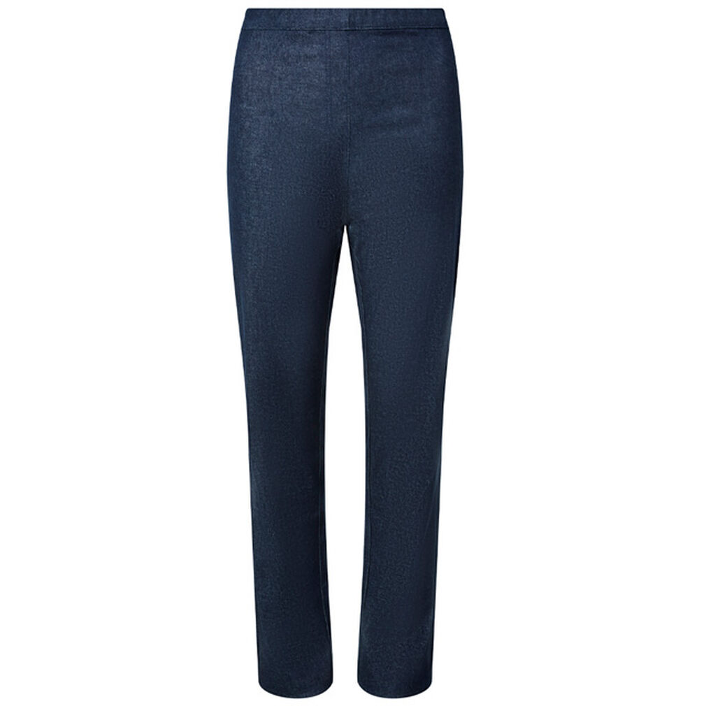 The Feelgood Coat   Slim Straight Leg Jeggings   By Cotton Traders