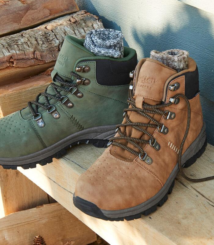 Lightweight Waterproof Walking Boots