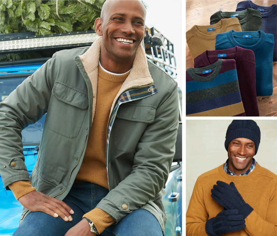 Inspirational Winter Outfits | By Cotton Traders