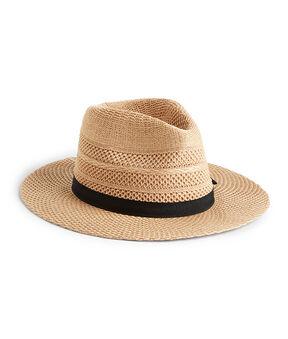 Foldaway Fedora Hat