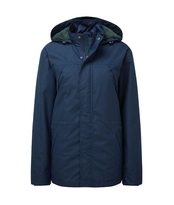 Great Outdoors | Waterproof Fleece Lined Jacket | By Cotton Traders