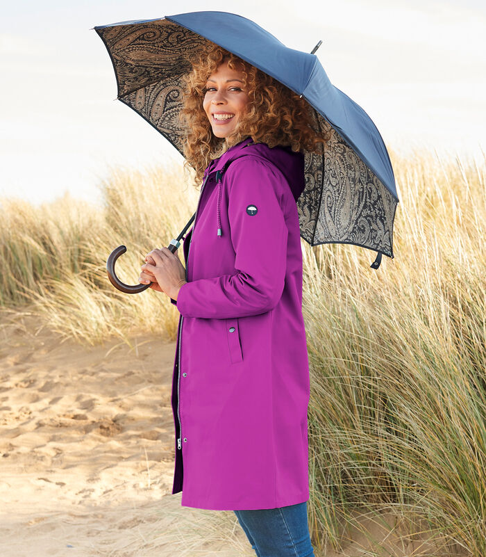 The Singing-In-The-Rain Weatherproof Jacket