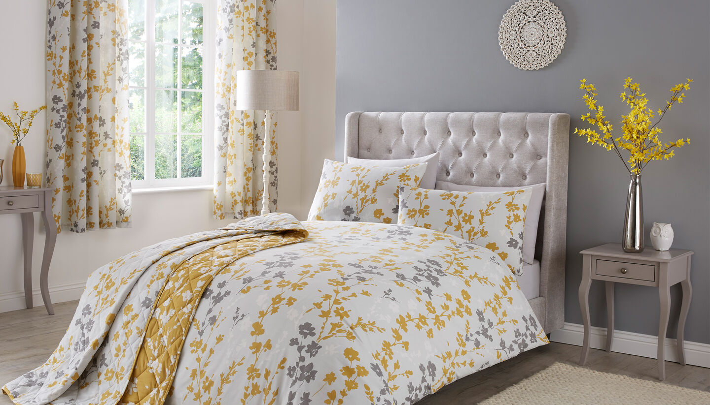 Homewear Inspirations | Sienna Duvet Set | By Cotton Traders