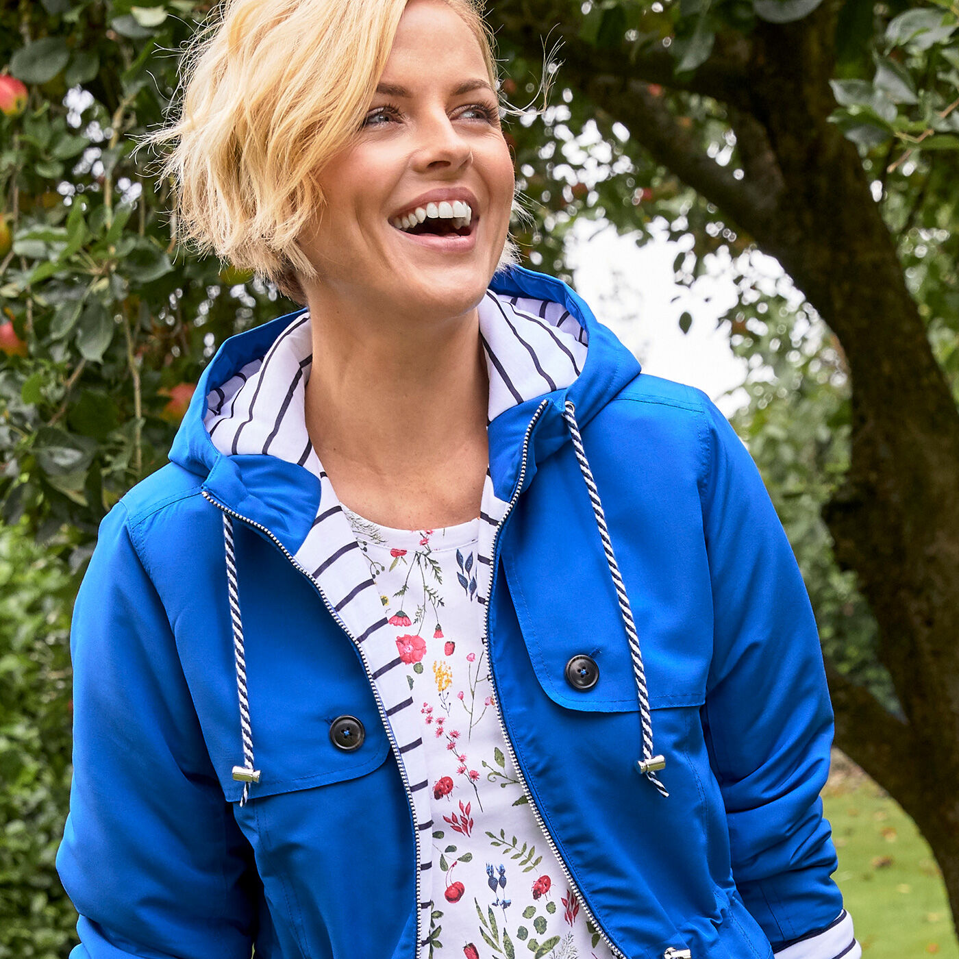 Inspire Me | Great Outdoors | Showerproof Quilted Jacket | By Cotton Traders