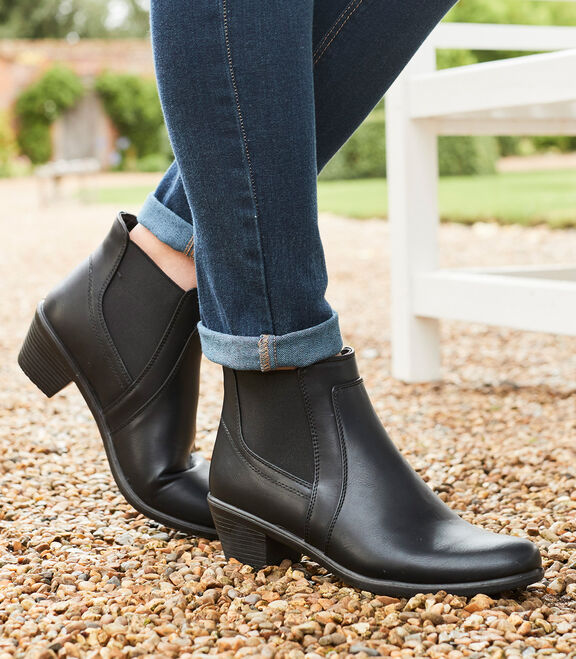 Womens Ankle Boots | By Cotton Traders