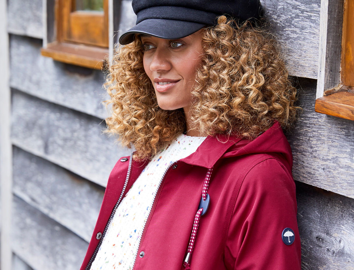 The Singing In The Rain Jacket | By Cotton Traders
