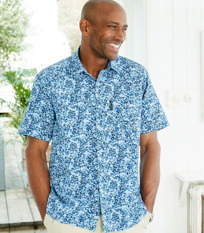 Guinness® Short Sleeve Soft Touch Floral Shirt