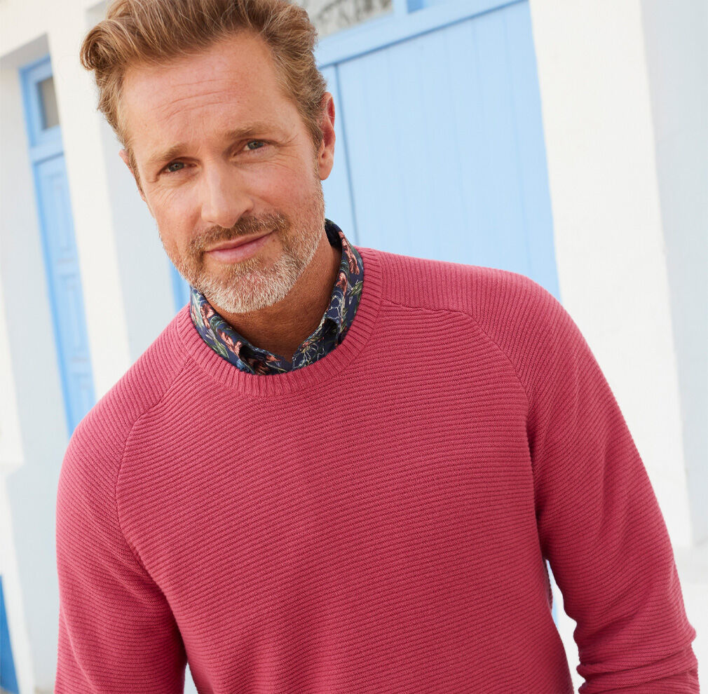 Knitwear Inspirations | Cotton Cashmere Jumper | By Cotton Traders