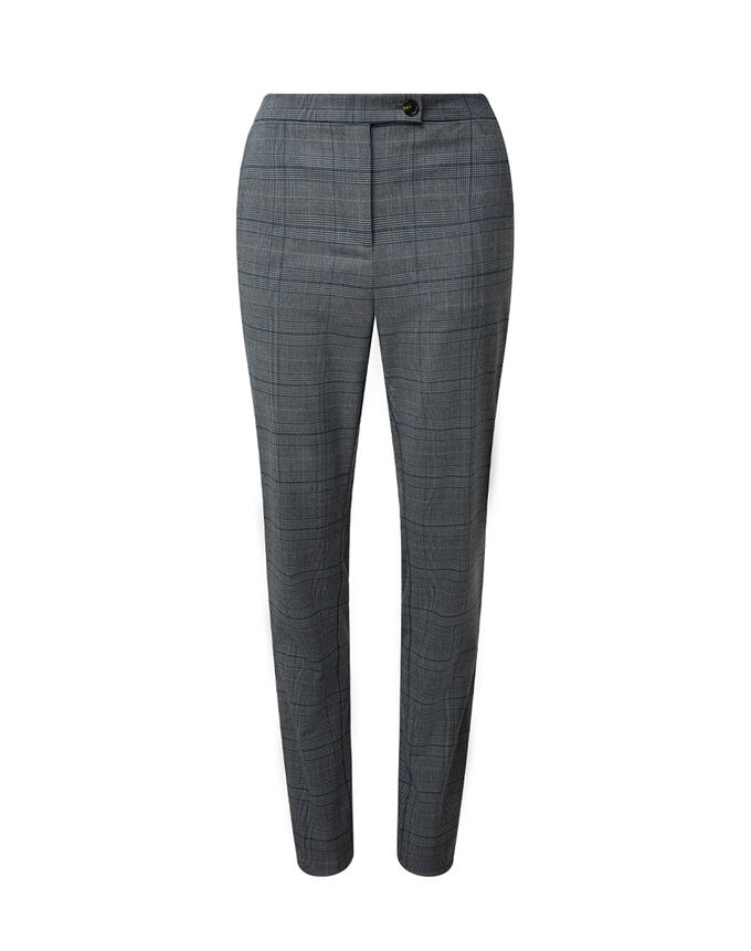 The Feelgood Coat   Elasticated Back Waist Trousers   By Cotton Traders