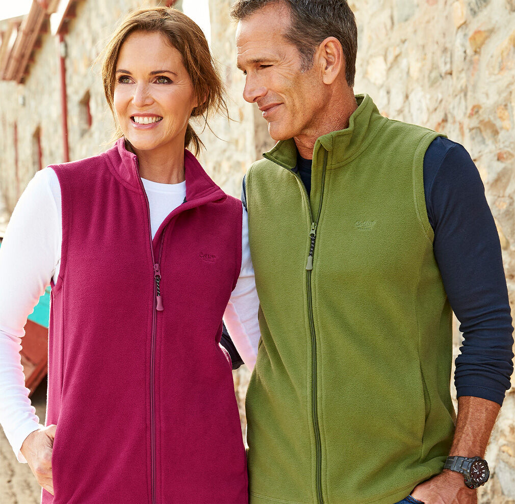Inspirational Micro Fleece | By Cotton Traders