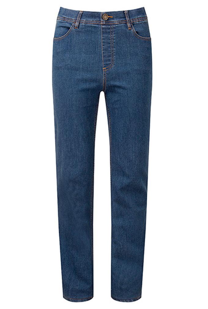 Slim Straight Leg Jeggings