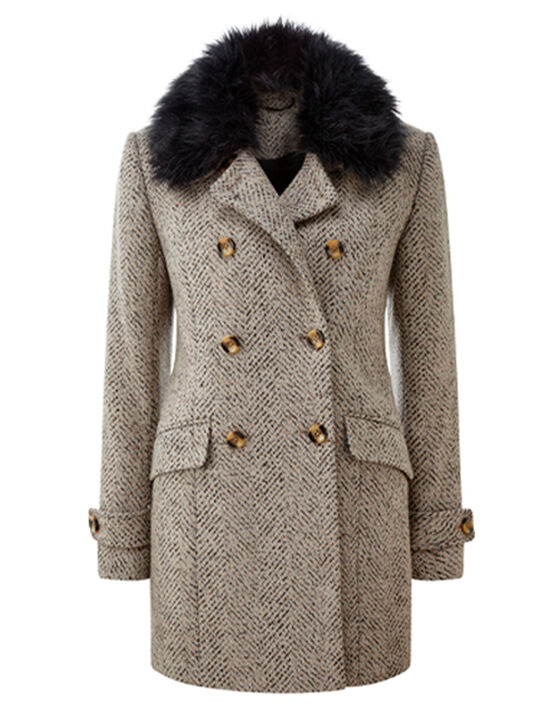 The Feelgood Coat   xxxx   By Cotton Traders