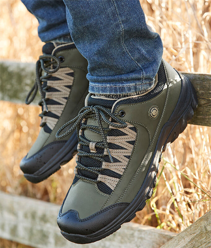 Autumn Footwear | Unisex Walking Shoes & Hiking Boots | | By Cotton Traders