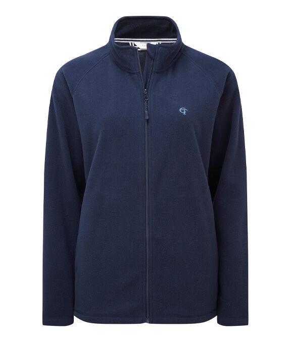 Fleece Collection | Fleece Half Zip Top | By Cotton Traders