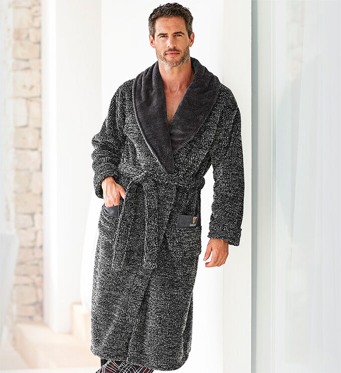 The Guinness Collection | Guinness® Fleece Gown | By Cotton Traders