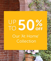 50% Off At Home Collection