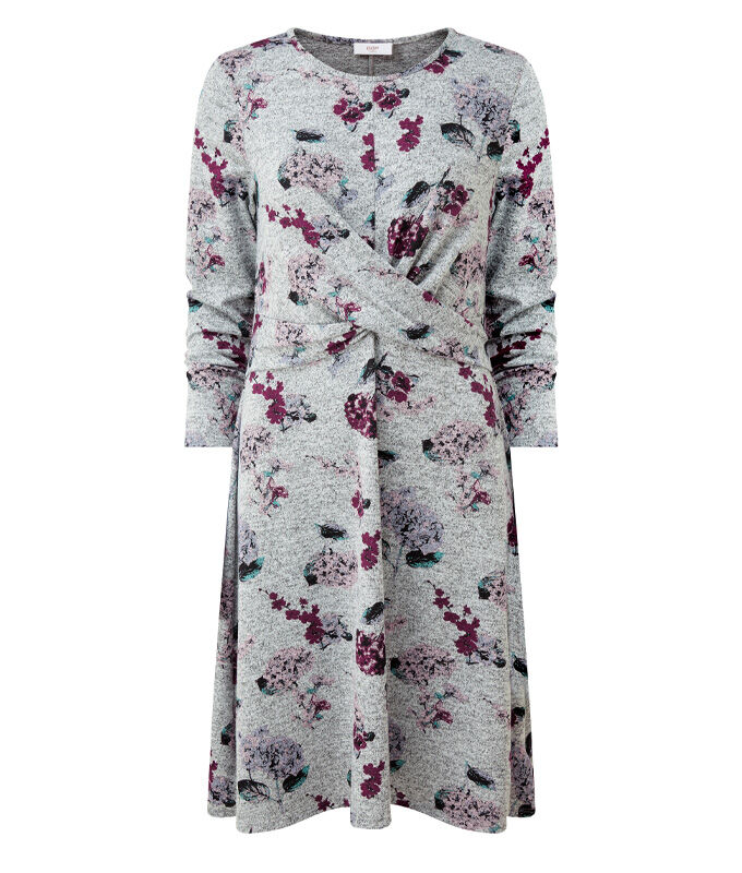 The Frockstar Dress | Floral Soft Touch Dress | By Cotton Traders