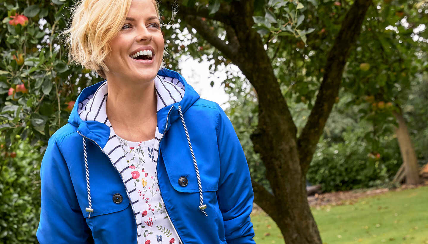 Great Outdoors | Showerproof Quilted Jacket | By Cotton Traders