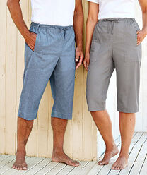 Trousers Crops and Shorts