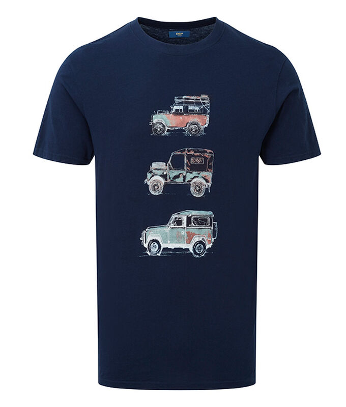 Holidays at Home | Explorer T-Shirt | By Cotton Traders