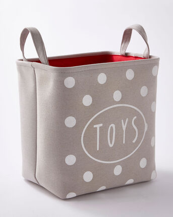 Toy Tidy Basket