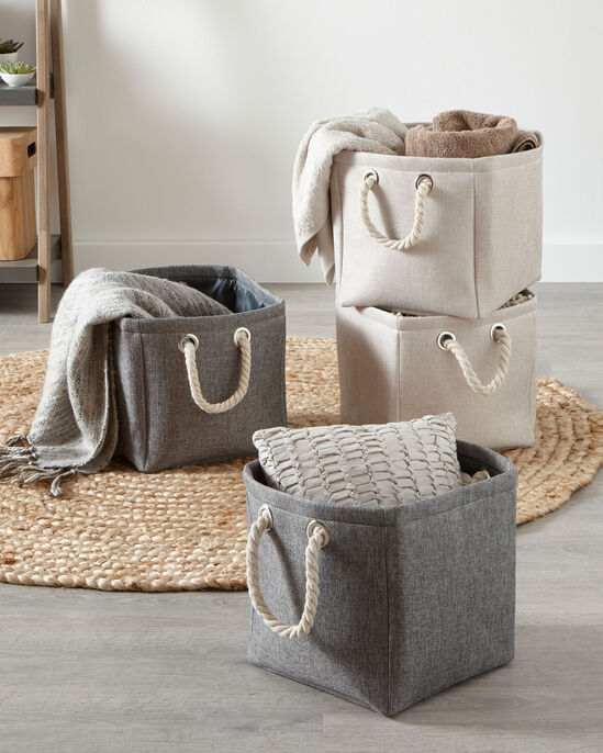 2 Pack Storage Basket