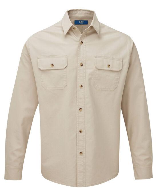 Long Sleeve Field Shirt