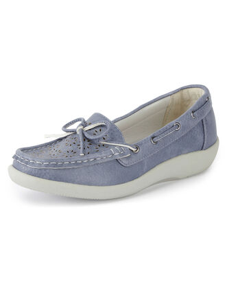 Lightweight Cushion Support Loafers