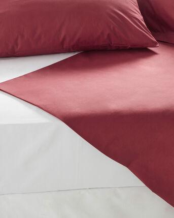400 Thread Count Cotton Sateen Flat Sheet