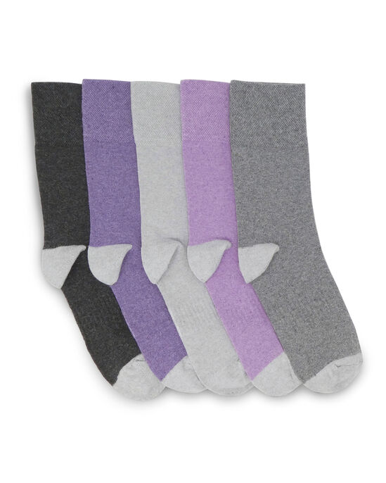 Pack of 5 Anti-bacterial Socks