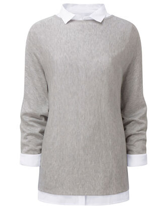 Longline Shirt & Jumper Set