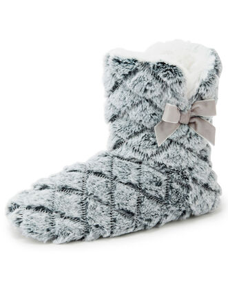 Supersoft Slipper Boots