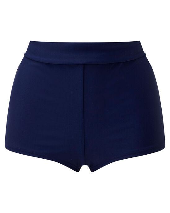Roll Top Tummy Control Swim Shorts