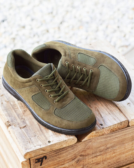 Lace Up Travel Shoes